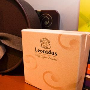 Chocolat Leonidas