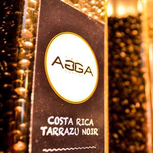 Produits café AGGA - La Boulangère