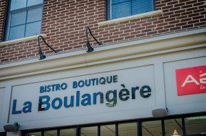 Restaurant La Boulangère