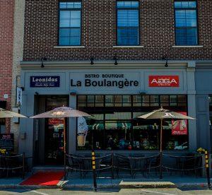 La Boulangère - Bistro, café et boutique
