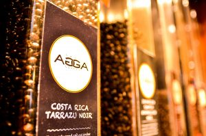café en grains AGGA