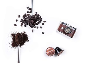 Espresso capsules