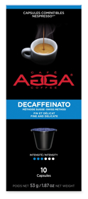 Espresso Décaffeinato