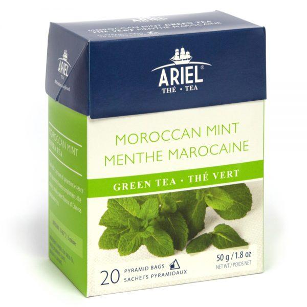 Menthe Marocaine_Vert_Boite
