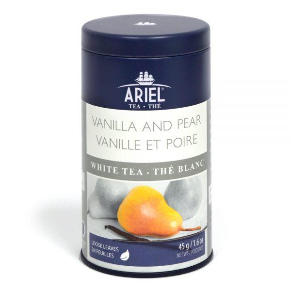 Vanille et Poire