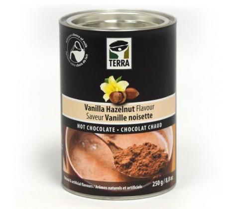 Chocolat Chaud noisette vanille