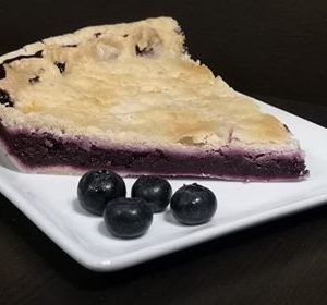 tarte bleuets
