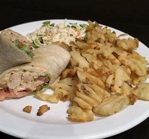 wrap homard